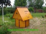 Красивые домики для колодца
