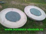 Крышки с полимерными люками