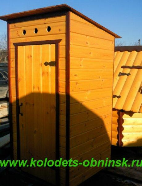 Туалет для дачи №-1. Цена - 17000р.